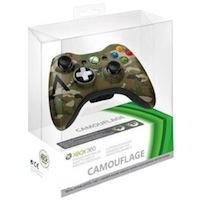 Беспроводной геймад для Xbox 360 Comouflage