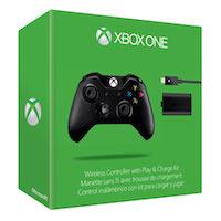 Набор беспроводного геймпада с зарядным устройством для Xbox ONE