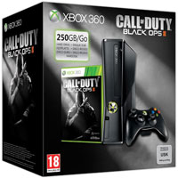 XBox 360 250G (Slim)+Call of Duty: Black Ops 2