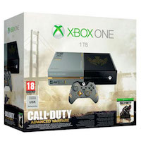 XBox One 1TB, Call of Duty: Advanced Warfare
