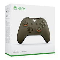 Беспроводной геймпад для Xbox ONE S (Болотный)