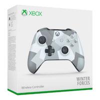 Беспроводной геймпад для Xbox ONE S (Белый Камуфляж)
