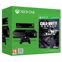 XBox One 500G, Kinect2, Call Of Duty: Ghost